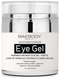 Baebody Eye Gel for Under & Around Eyes Review
