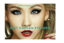 Best korean eyeliner