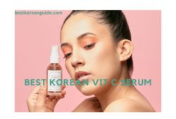 Best korean vitamin c serum