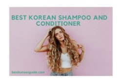 Best korean shampoo and conditioner