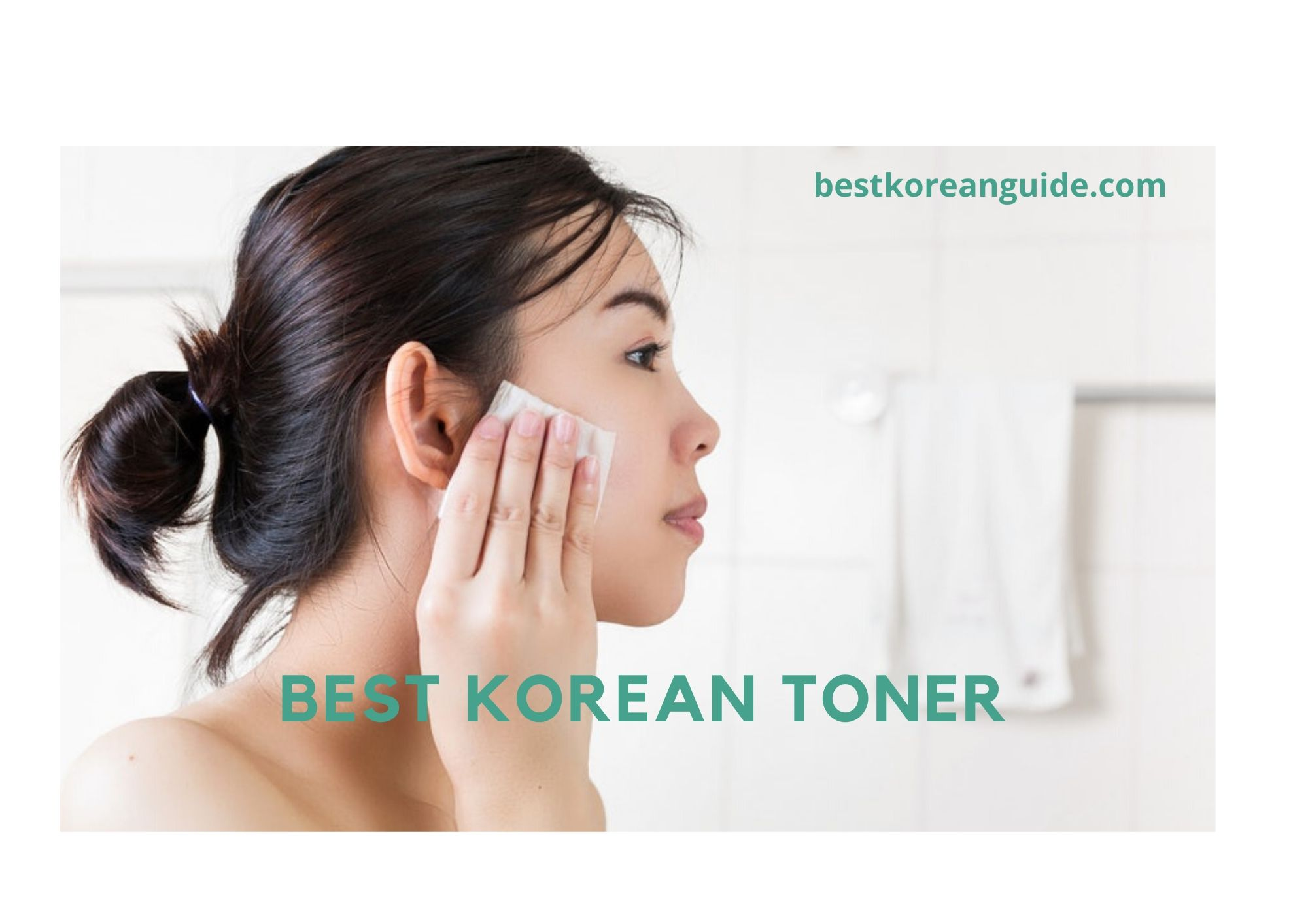 Best korean toner