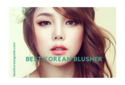 Best korean blusher