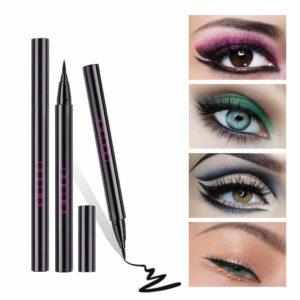 Docolor Waterproof Eyeliner Pen Super Slim Liquid Eyeliner Eye Liner Gel review