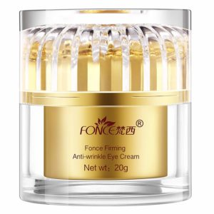 Fonce Retinol Moisturizer Gel for Eye Area, BEST Korean Eye Gel Review