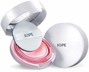 IOPE Air Cushion Blusher SPF30/PA++ Review