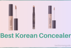 Best Korean Concealer