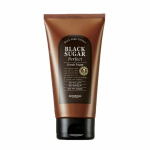 SKINFOOD Black Sugar Perfect Scrub Foam Review