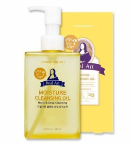 Etude House Real Art Cleansing Oil Review