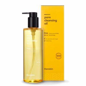 Hanskin Cleansing Oil Cleanser Review