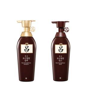 Ryoe Korean New Root Volume Shampoo & Conditioner Review
