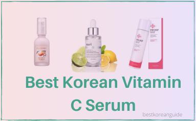 Best Korean Vitamin C Serum