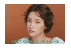 Best Korean Lip Balms in 2020
