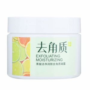 Exfoliating Gel, Face Dead Skin Removal Cream,Exfoliator Body Scrub review