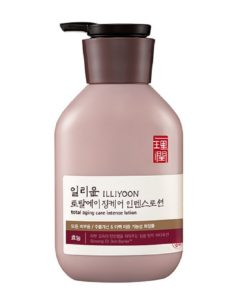 Illi Total Aging Care Body Lotion Review