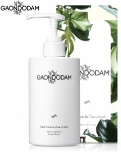 Moisturizing Face to Toe Body Lotion for All Skin Type Review