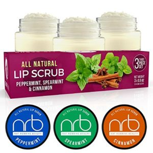 NRB Beauty Revival Lip Scrub reviews