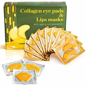 Draymont Luxury Vegan 24K Gold Anti Wrinkle Lip Mask Reviews
