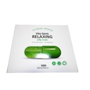 Banobagi Vita Genic Jelly Relaxing Masks reviews