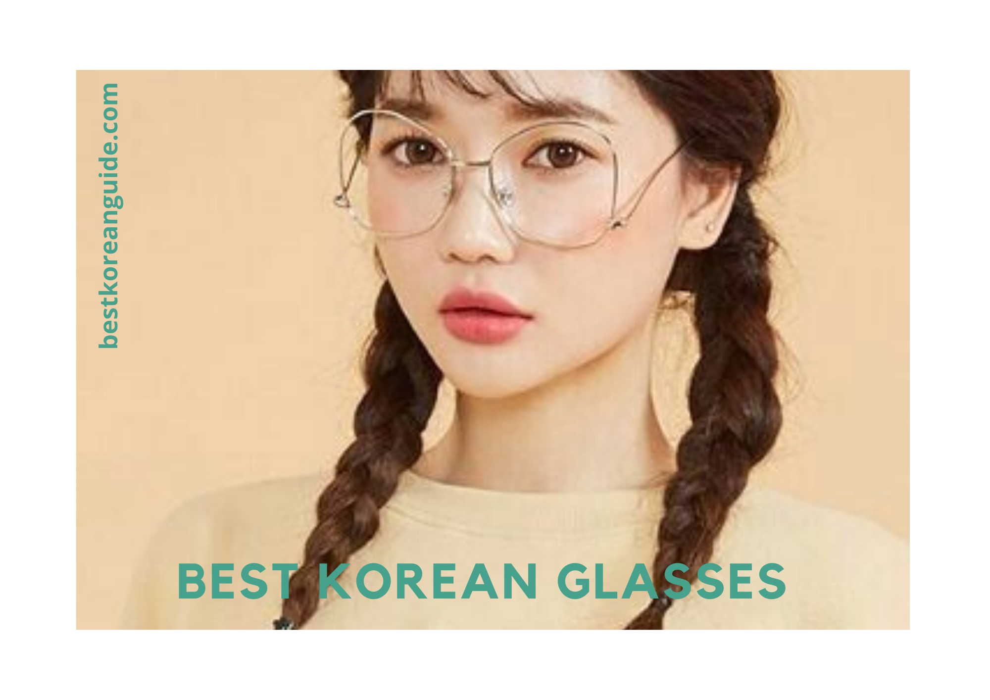 Transparent/ / / anti-blue glasses/ / / retro round face personality/ / / transparent silver edge