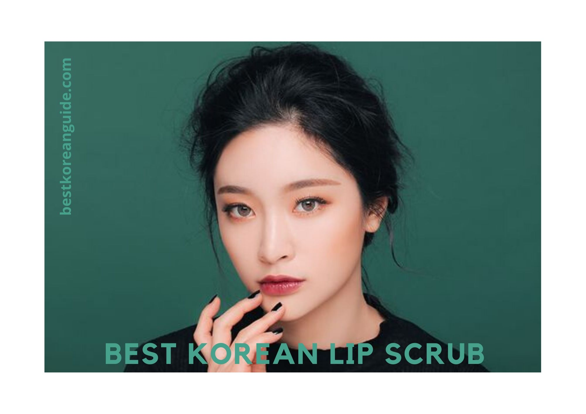 Best Korean Lip Scrub