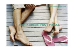 Best Korean Foot Masks