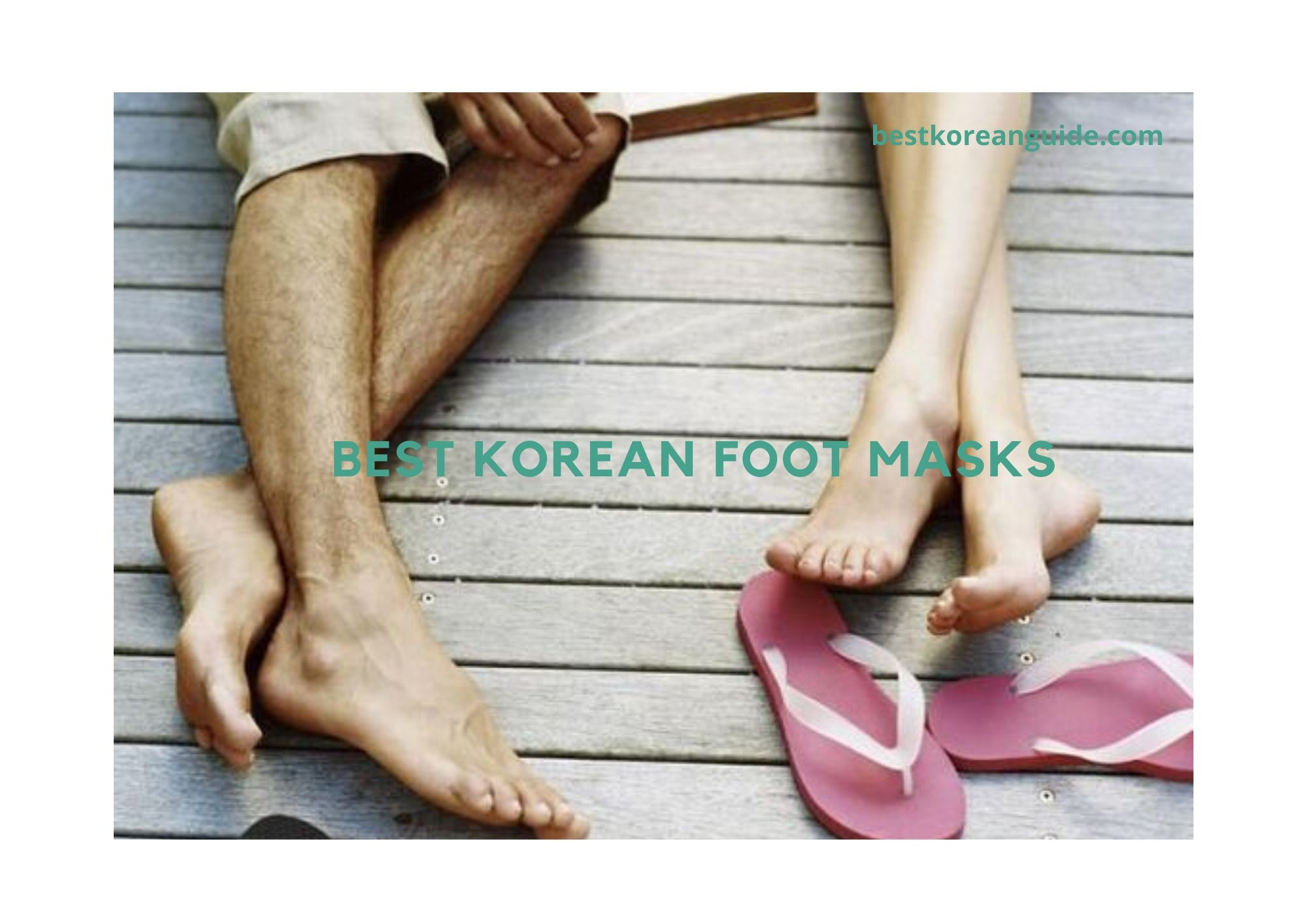 Best Korean Foot Masks