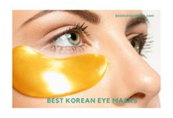 Best Korean Eye Masks