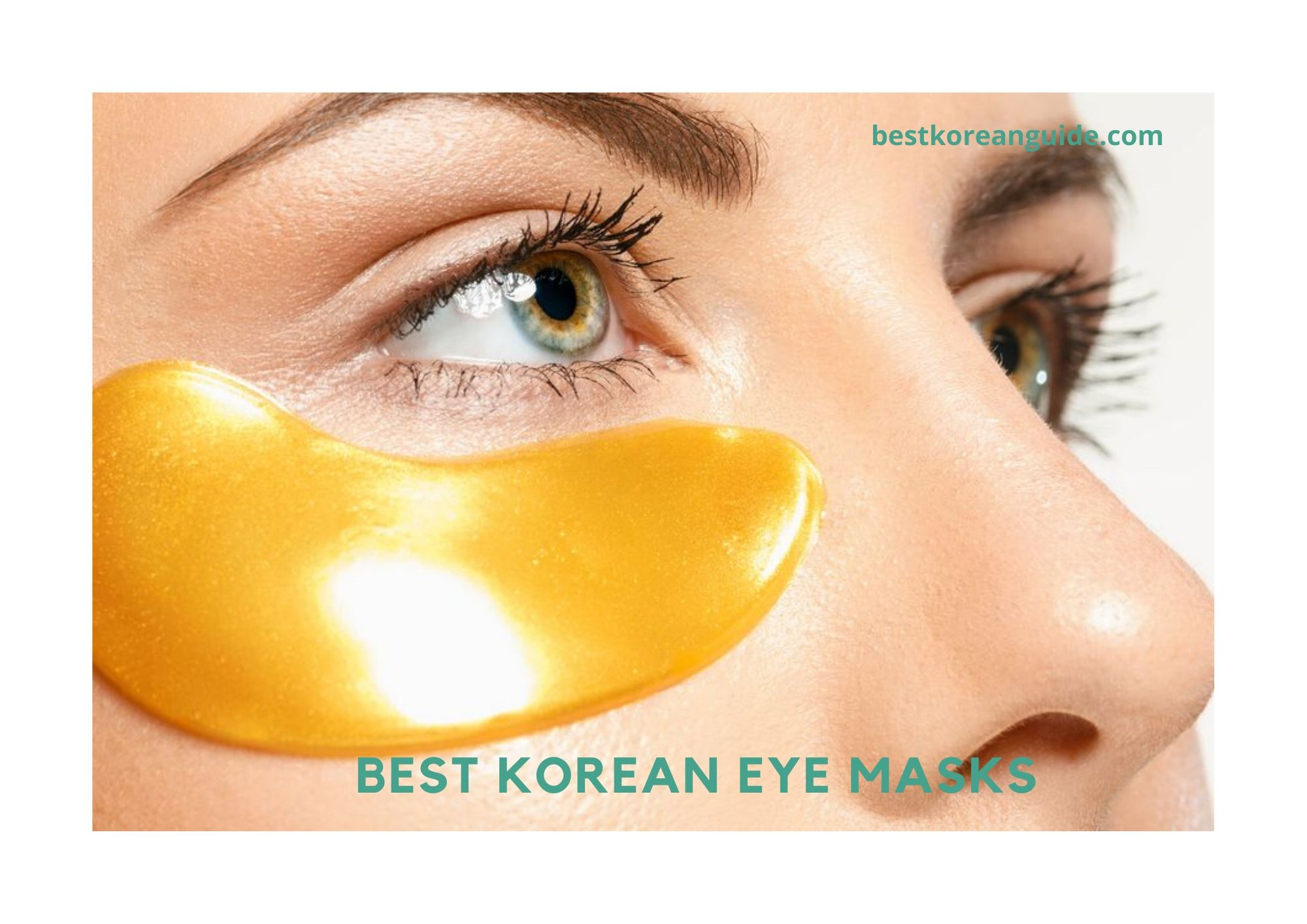 Best Korean Eye Masks