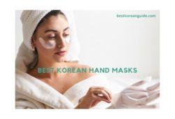 Best Korean Hand Masks