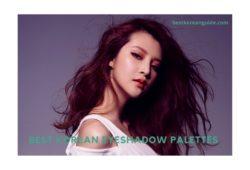 Best korean eyeshadow palettes