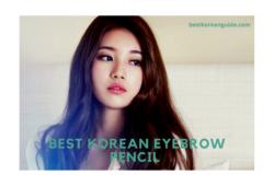 BEST KOREAN EYEBROW PENCIL