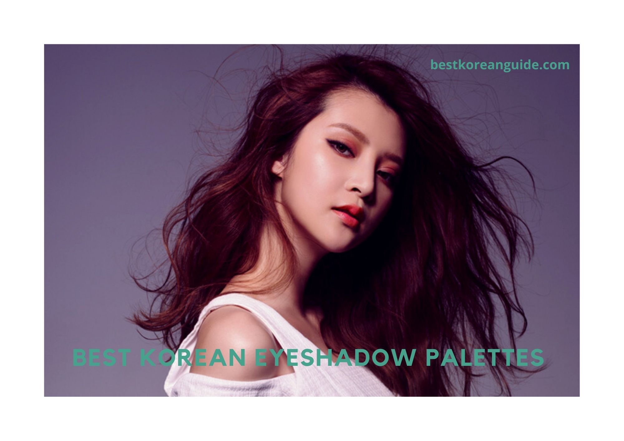 Best korean eyeshadow palettes
