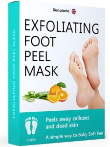 Improved 2019 Formula Exfoliating Foot Peel Mask review