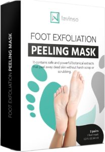 Lavinso foot mask reviews