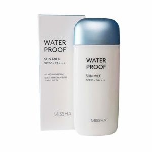 MISSHA Waterproof Sun Milk