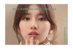 Best Korean Snail Creams