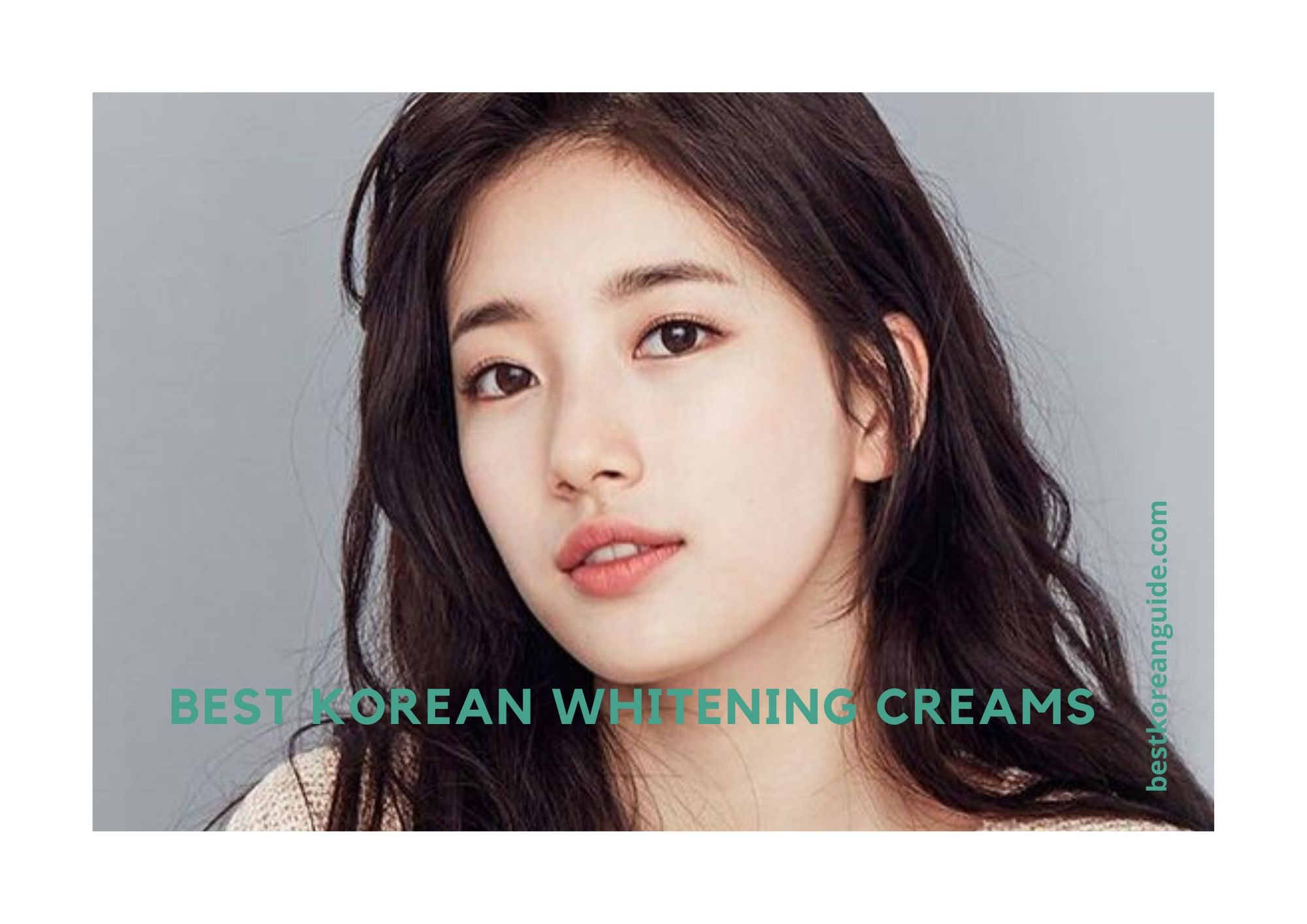 Best Korean Whitening Creams