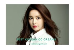 Best korean CC Creams
