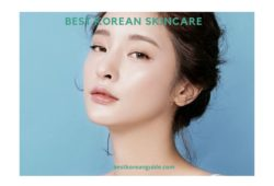 Best korean skin care