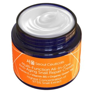 Korean Skin Care Snail Repair Cream reviews