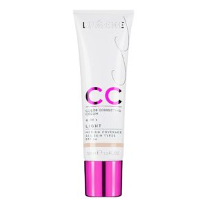 Lumene CC color correcting cream reviews