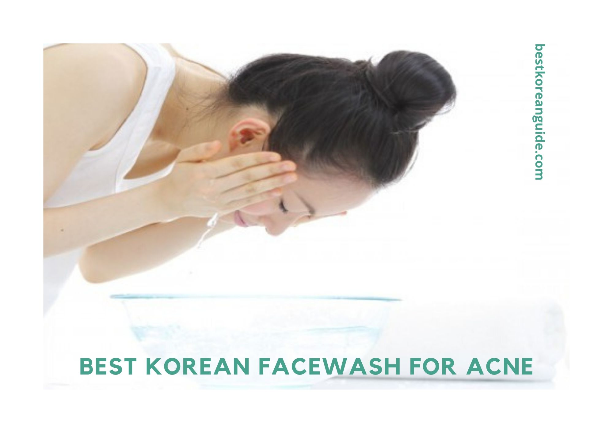 Best Korean facewash for acne