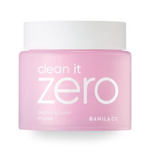 BANILA CO NEW Clean It Zero Original Cleansing Balm reviews and user guide