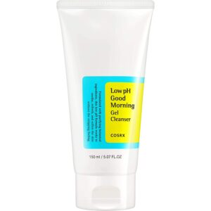 COSRX Low pH Good Morning Gel Cleanser reviews and user guide