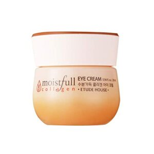 ETUDE HOUSE Moistfull Collagen Eye Cream reviews and user guide