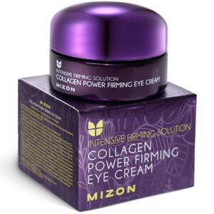 Mizon Collagen Power Firming Eye Cream reviews and user guide