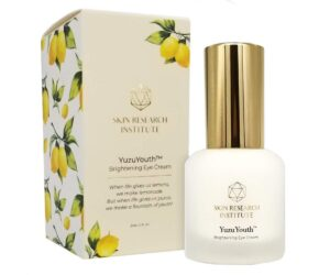 YuzuYouth Brightening Eye Cream reviews and user guide
