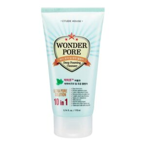 ETUDE HOUSE Wonder Pore Deep Cleansing Foam reviews and user guide