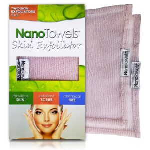 Nano Towels Skin Exfoliating Cleanser reviews and user guide