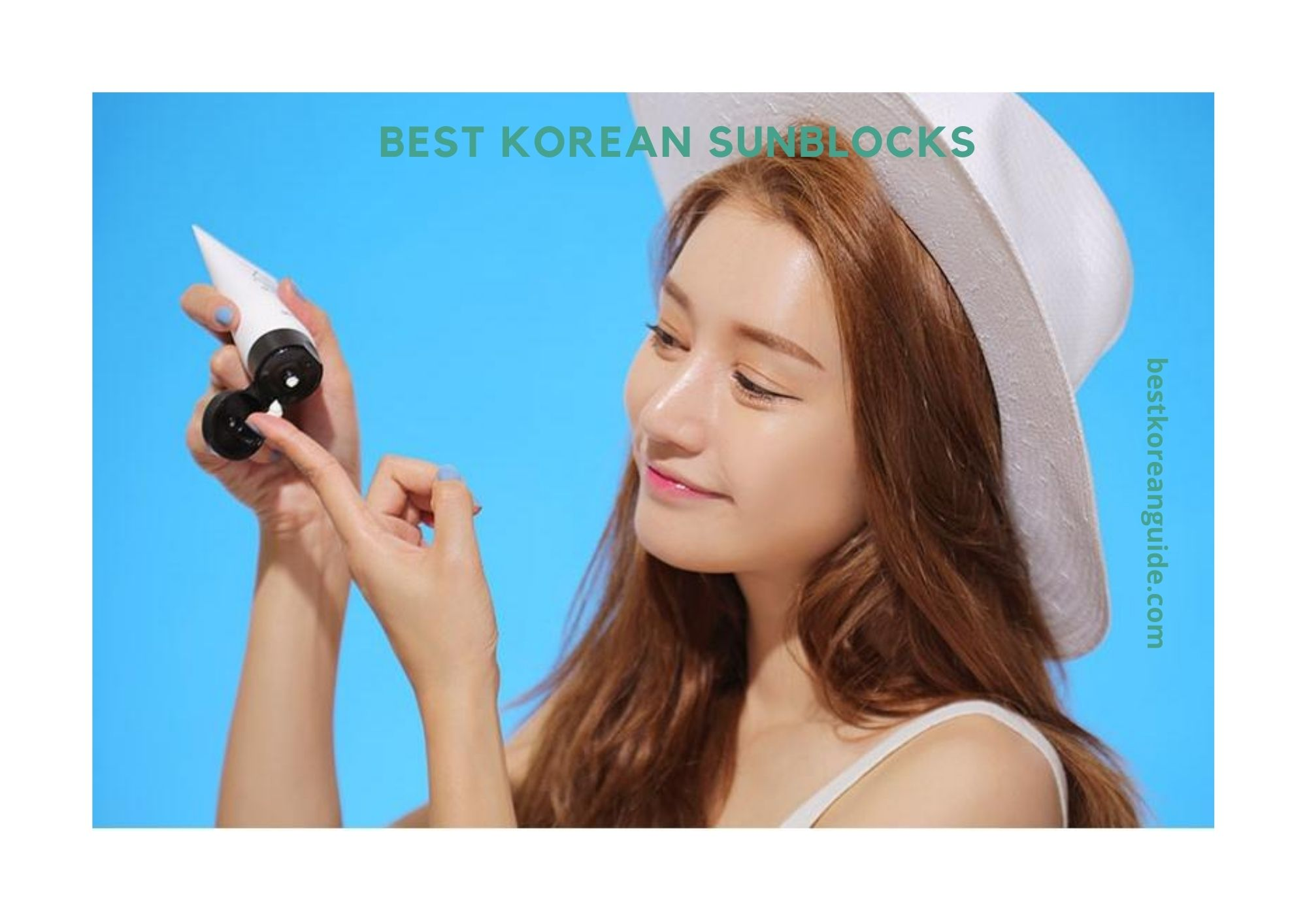 Best Korean Sunblocks